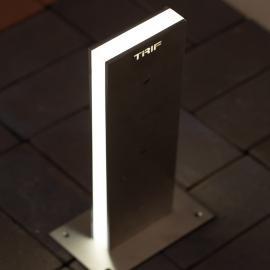 LIBRA - новая серия светильников ландшафтных столбиков