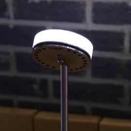 Уличные LED светильники для дачи на ножке TRIF OLIVA UP