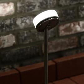 ТРИФ ОЛИВА АП - светодиодный уличный светильник для дачи на ножке