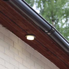 TRIF ROOF ROUND Светодиодные фасадные светильники