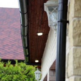 TRIF ROOF ROUND - светодиодные светильники по крышей
