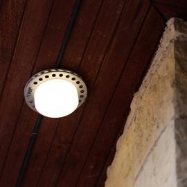 TRIF ROUND - LED всепогодные светодиодные светильники по крышей