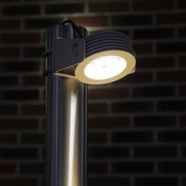 Фасадные прожекторы TRIF - вариант использования
