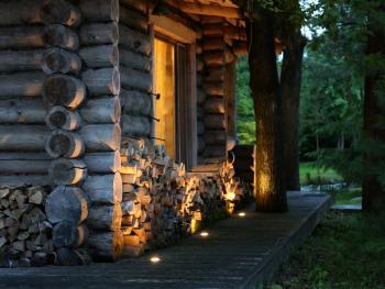 Свет в бане - как правильно выбрать светильники? Санкт-Петербург