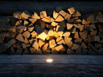 Освещение бани водонепроницаемые светодиодными светильниками TRIF