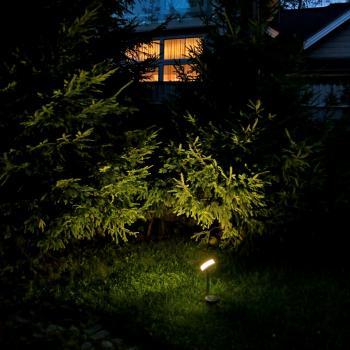 Светильники TRIF для ландшафтной подсветки
