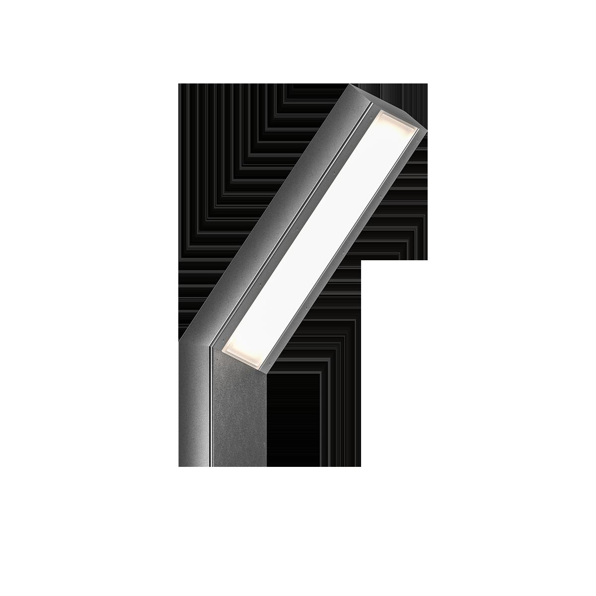 LED столбики для освещения парковых дорожек SQUARE