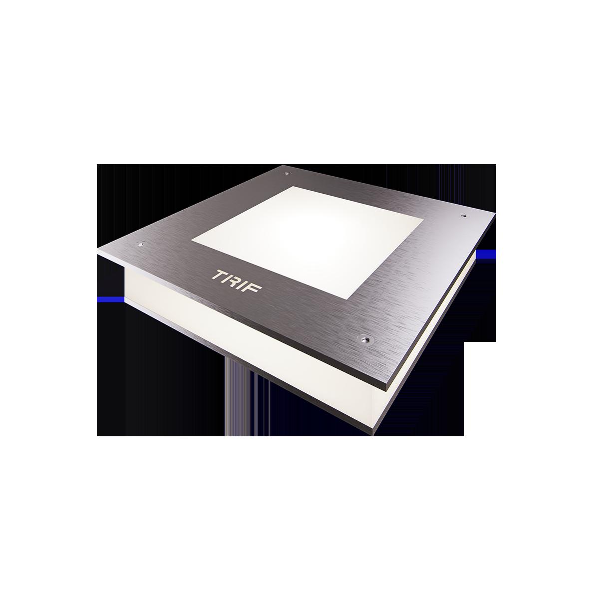 Светодиодные светильники встраиваемые в грунт TRIF TERRANO