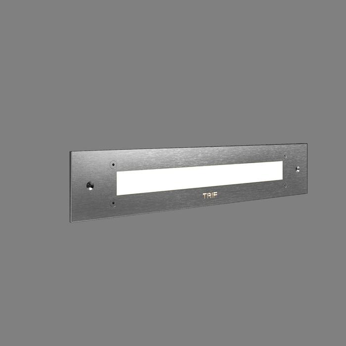 Светодиодные светильники встраиваемые в грунт TRIF TERRANO LONG