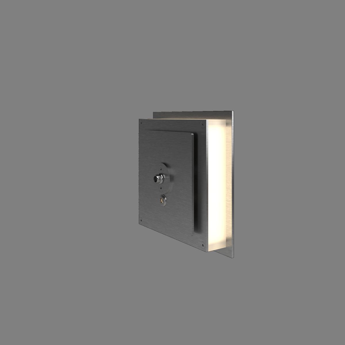 Светильники встраиваемые в грунт TRIF TERRANO Q