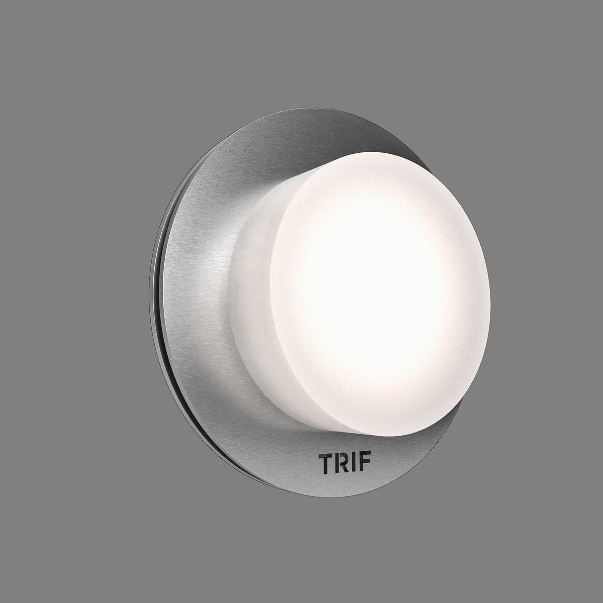 светильник TRIF  ROOF ROUND для наружного и для внутреннего освещения