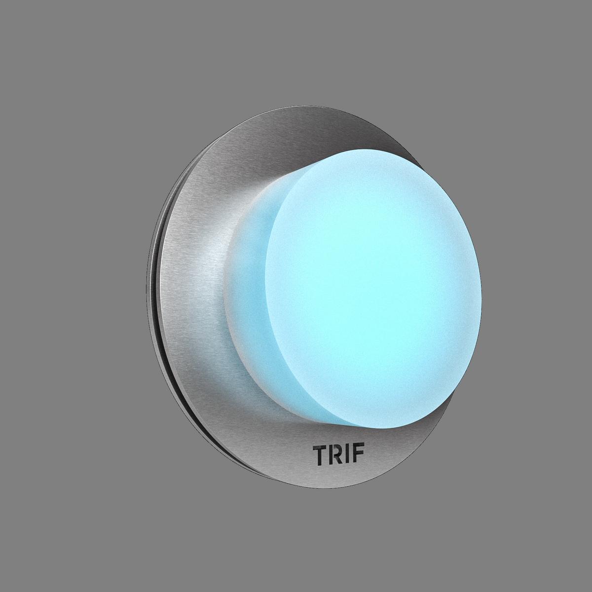 светильник TRIF  ROOF ROUND для наружного и для внутреннего освещения на заказ
