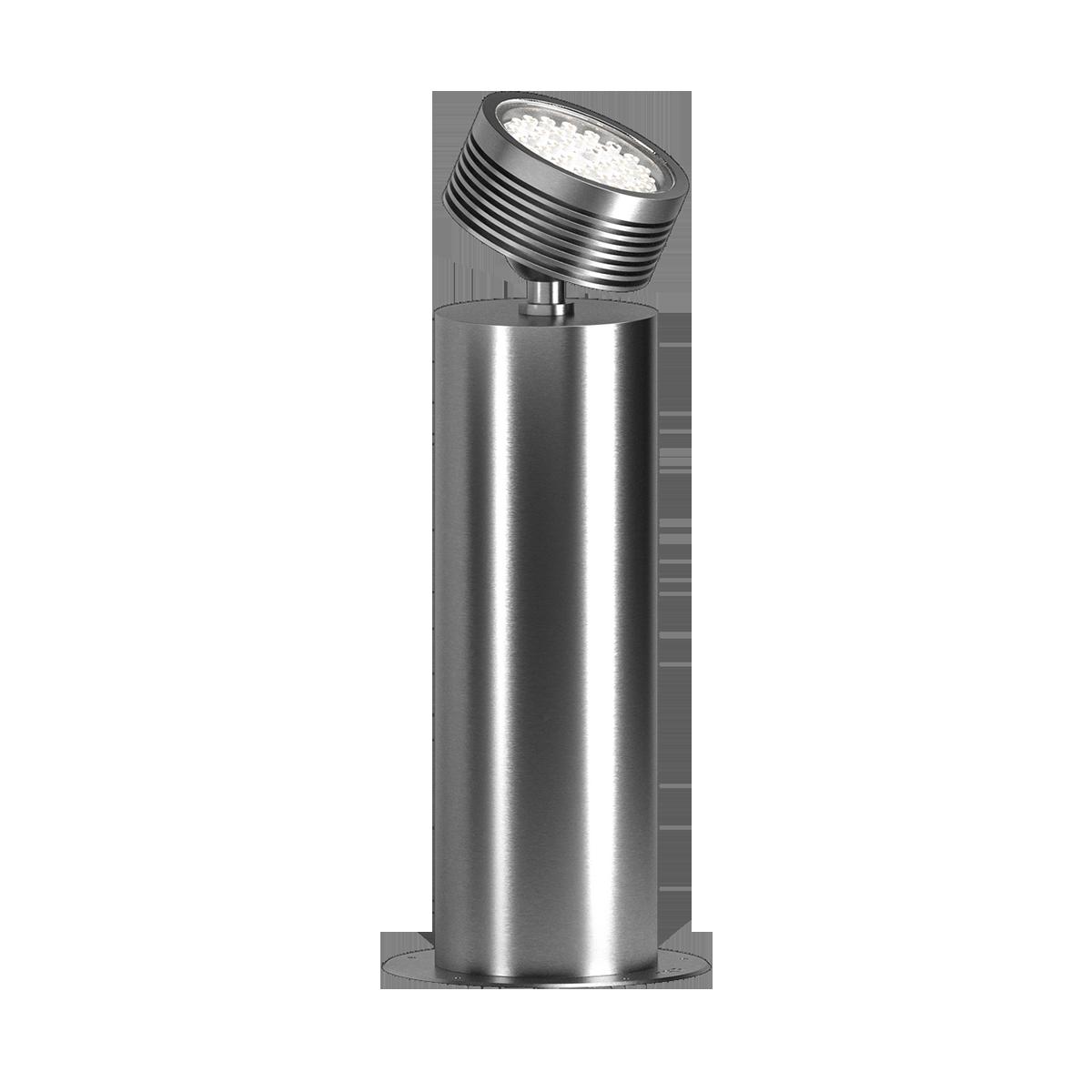JUPITER 200 - антивандальный парковый светильник для освещения деревьев